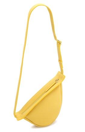 Женская сумка banana THE ROW желтого цвета, арт. W1197L129 | Фото 1