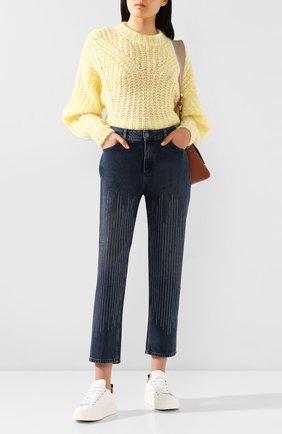 Женские джинсы ESCADA синего цвета, арт. 5032863 | Фото 2