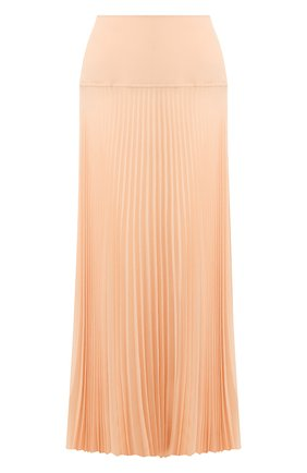 Женская юбка-макси CHLOÉ розового цвета, арт. CHC20UJU37021 | Фото 1