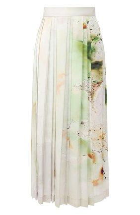Женская юбка LOW CLASSIC разноцветного цвета, арт. L0W20SS_SK05PR   Фото 1