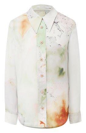 Женская рубашка LOW CLASSIC разноцветного цвета, арт. L0W20SS_SH10PR   Фото 1