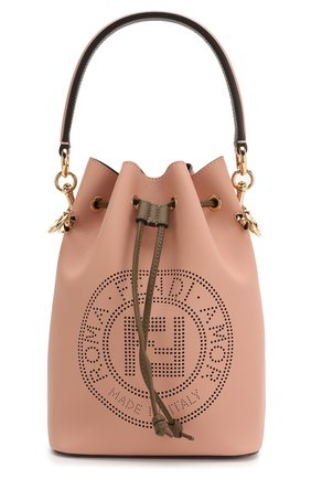 Женская сумка mon tresor FENDI розового цвета, арт. 8BT309 A7SQ | Фото 1