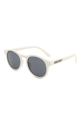 Детские солнцезащитные очки BABIATORS белого цвета, арт. LTD-036 | Фото 1