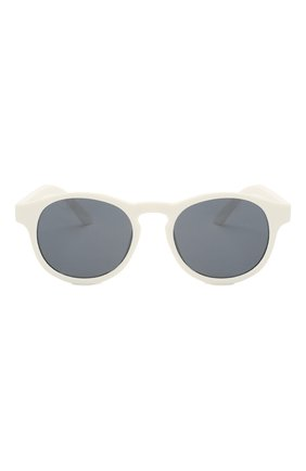 Детские солнцезащитные очки BABIATORS белого цвета, арт. LTD-036 | Фото 2