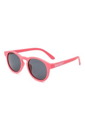 Детские солнцезащитные очки BABIATORS зеленого цвета, арт. LTD-038 | Фото 1