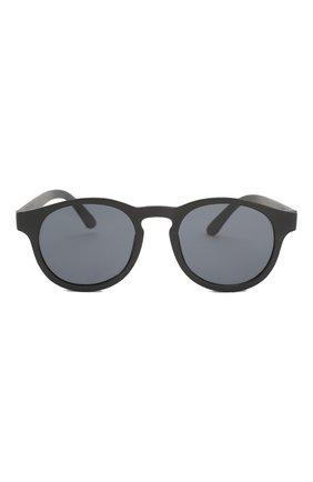 Детские солнцезащитные очки BABIATORS черного цвета, арт. LTD-034 | Фото 2