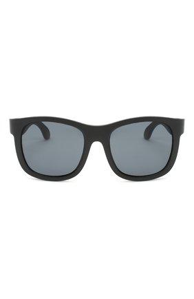 Детские солнцезащитные очки BABIATORS черного цвета, арт. NAV-010 | Фото 2
