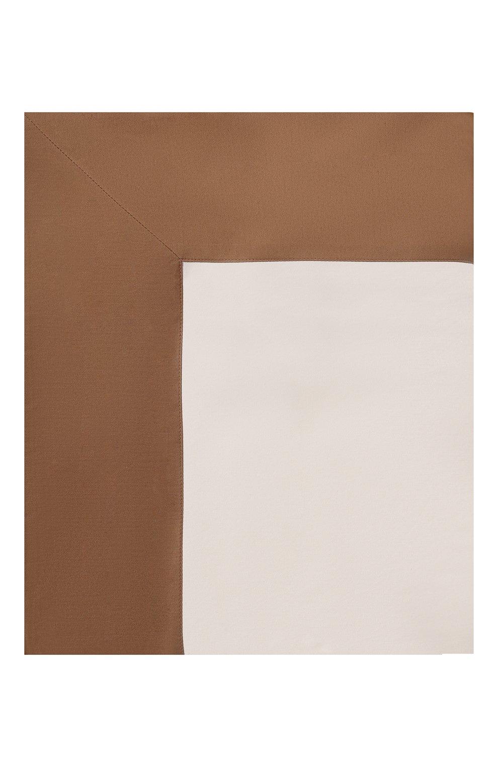 Мужского комплект постельного белья FRETTE бежевого цвета, арт. FR6565 E3458 260A   Фото 5