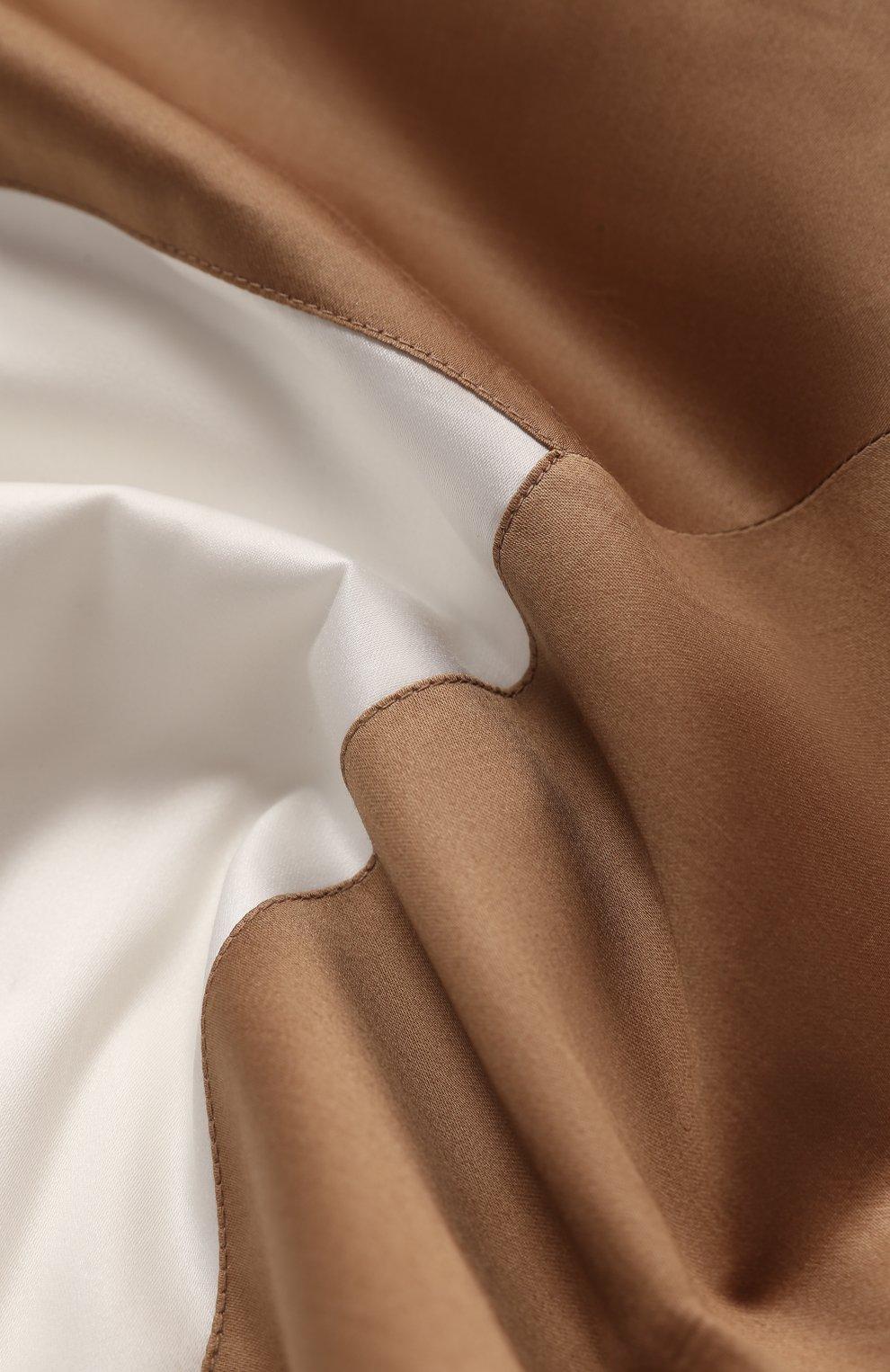 Мужского комплект постельного белья FRETTE бежевого цвета, арт. FR6565 E3458 260A   Фото 7
