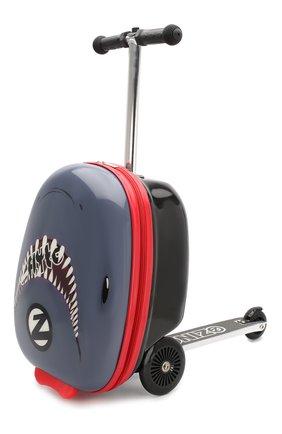Детского самокат-чемодан ZINC разноцветного цвета, арт. ZC03910 | Фото 1