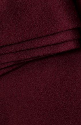 Мужского кашемировый плед LORO PIANA фиолетового цвета, арт. FAA1158 | Фото 2