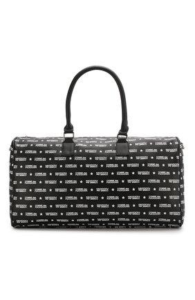 Мужская дорожная сумка COMME DES FUCKDOWN черного цвета, арт. CDFA09ALLN | Фото 1