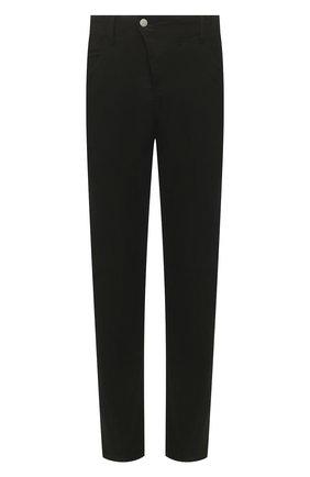 Мужские джинсы ANDREA YA'AQOV черного цвета, арт. 20MDEN35 | Фото 1