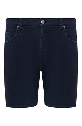 Мужские джинсовые шорты DON THE FULLER темно-синего цвета, арт. DHS0/T0KY0/DTF/KA | Фото 1