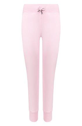 Женские хлопковые джоггеры DSQUARED2 розового цвета, арт. S73KA0473/S25030 | Фото 1
