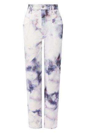 Женские джинсы ISABEL MARANT голубого цвета, арт. PA1648-20E011I/EL0ISA | Фото 1