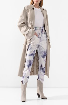 Женские джинсы ISABEL MARANT голубого цвета, арт. PA1648-20E011I/EL0ISA | Фото 2