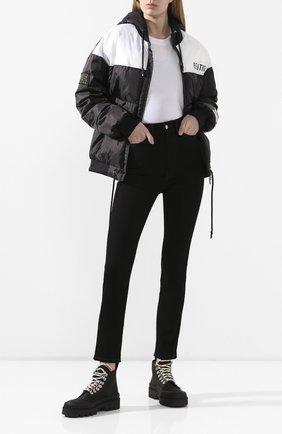 Женская куртка P.E. NATION черного цвета, арт. 19PE4J085 | Фото 2