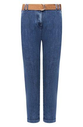 Женские джинсы JACOB COHEN синего цвета, арт. BRENDA AC 01915-W2/53 | Фото 1