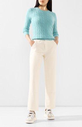 Женские джинсы RE/DONE белого цвета, арт. 360-6WWP/0FF WHITE | Фото 2