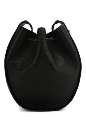 Женская сумка THE ROW черного цвета, арт. W1239L23 | Фото 1
