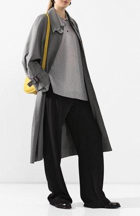 Женская пуловер TOTÊME серого цвета, арт. BARZI0 202-403-777 | Фото 2