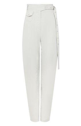 Женские брюки LOW CLASSIC светло-зеленого цвета, арт. L0W20SS_PT14MT | Фото 1