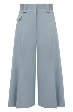 Женские шорты LOW CLASSIC голубого цвета, арт. L0W20SS_PT05BG   Фото 1