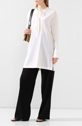 Женское платье LOW CLASSIC белого цвета, арт. L0W20SS_DR07IV | Фото 2