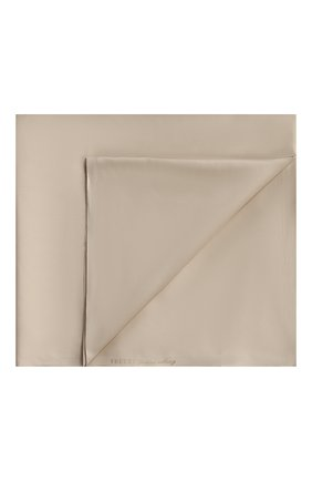 Мужского хлопковая простынь FRETTE бежевого цвета, арт. FR0000 E0400 270I | Фото 1