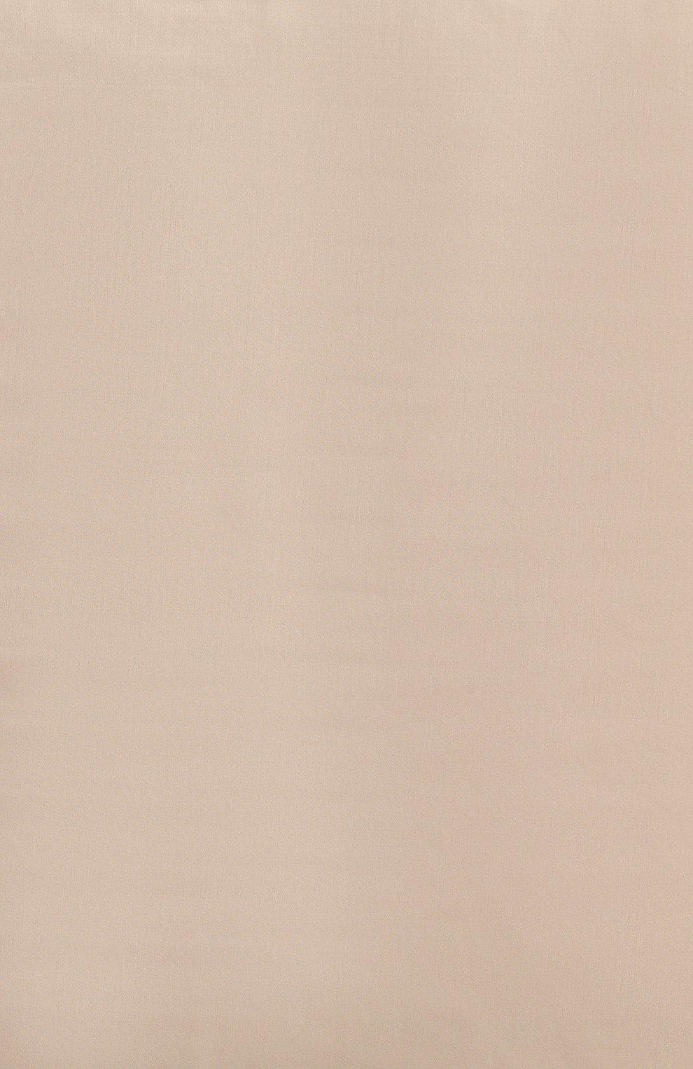 Мужского хлопковая простынь FRETTE бежевого цвета, арт. FR0000 E0400 270I | Фото 3