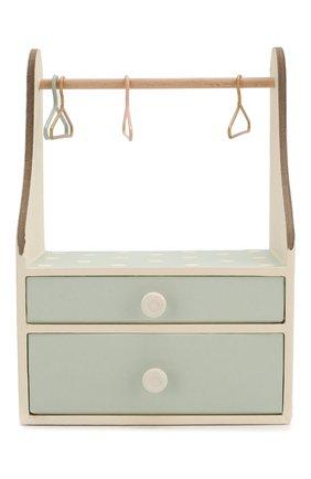 Детского игрушечный гардероб MAILEG зеленого цвета, арт. 11-7712-03 | Фото 2