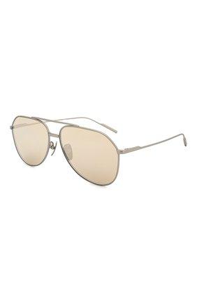 Мужские солнцезащитные очки DOLCE & GABBANA серого цвета, арт. 2166T-1159AB | Фото 1