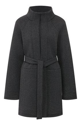 Женская анорак с поясом PEFORGIRLS серого цвета, арт. PE.100.2022.02.01203.000 | Фото 1