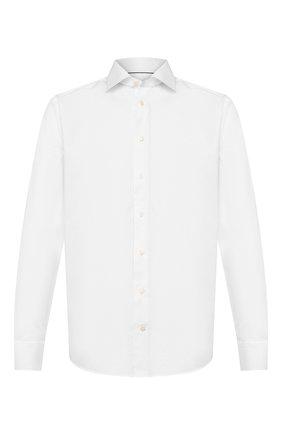 Мужская хлопковая сорочка ETON белого цвета, арт. 3548 79511 | Фото 1