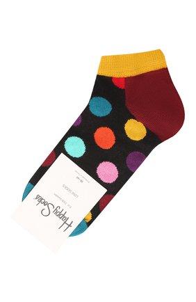Женские носки big dot low sock HAPPY SOCKS разноцветного цвета, арт. BDO05 | Фото 1