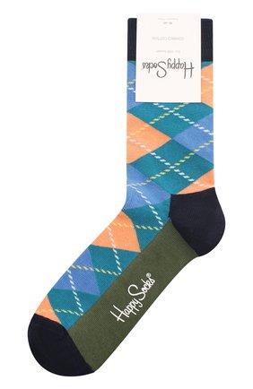 Женские носки argyle sock HAPPY SOCKS разноцветного цвета, арт. ARY01 | Фото 1