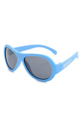 Детские солнцезащитные очки BABIATORS синего цвета, арт. BAB-031 | Фото 1