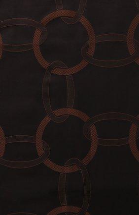 Мужского хлопковый пододеяльник FRETTE черного цвета, арт. FR6593 E3641 200A | Фото 2