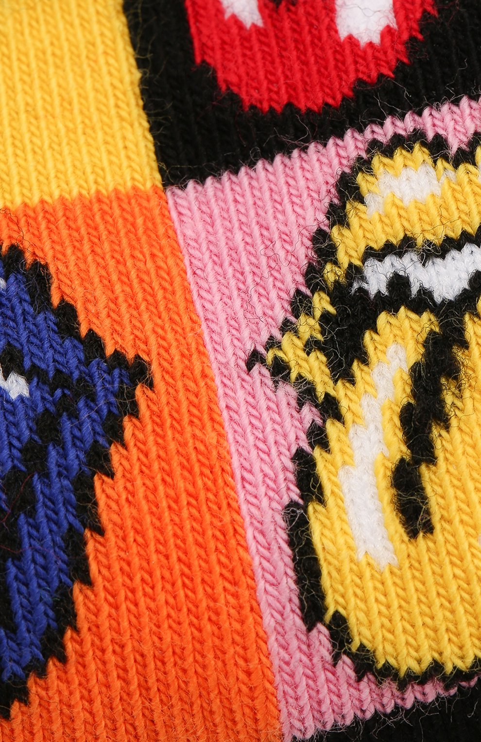 Детские носки HAPPY SOCKS разноцветного цвета, арт. KRLS01 | Фото 2