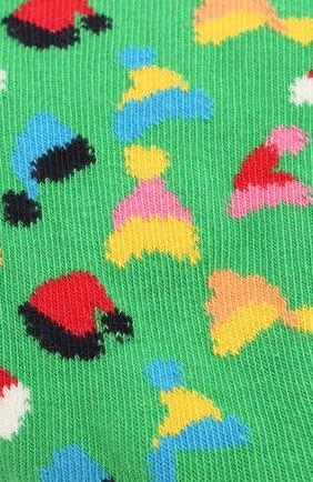 Детские носки HAPPY SOCKS разноцветного цвета, арт. KSAH01 | Фото 2