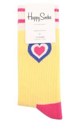 Детские носки HAPPY SOCKS разноцветного цвета, арт. KHEA14 | Фото 1