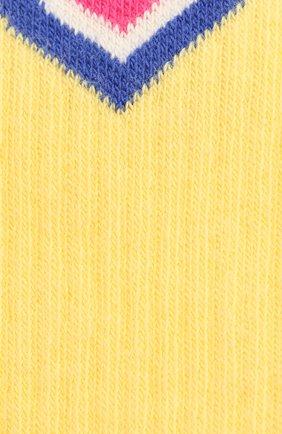 Детские носки HAPPY SOCKS разноцветного цвета, арт. KHEA14 | Фото 2