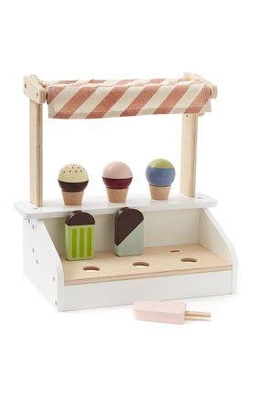 Детского игрушечная подставка для мороженого KID`S CONCEPT белого цвета, арт. 1000341 | Фото 1
