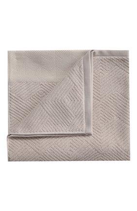 Мужского хлопковое полотенце FRETTE серого цвета, арт. FR6243 D0200 060F | Фото 1