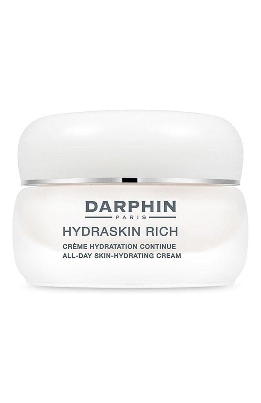 Женское насыщенный увлажняющий крем hydraskin DARPHIN бесцветного цвета, арт. D0CN-01 | Фото 1