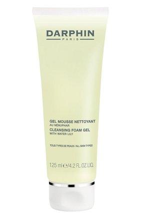 Женского гель-пена для умывания с экстрактом водяной лилии для всех типов кожи DARPHIN бесцветного цвета, арт. D3FP-01 | Фото 1