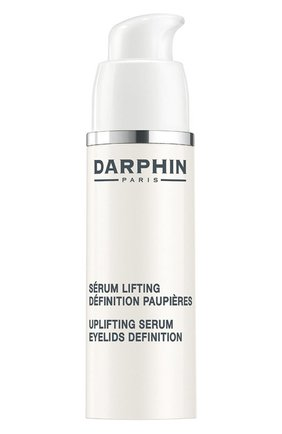 Женского укрепляющая и подтягивающая сыворотка для контура глаз DARPHIN бесцветного цвета, арт. D5HJ-01   Фото 1