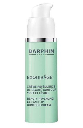 Женского kрем для контура глаз и губ exquisage DARPHIN бесцветного цвета, арт. D03Y-01   Фото 1