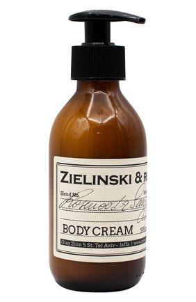Женского крем для тела rosewood & sandalwood, cedarwood ZIELINSKI&ROZEN бесцветного цвета, арт. 4627153153078 | Фото 1